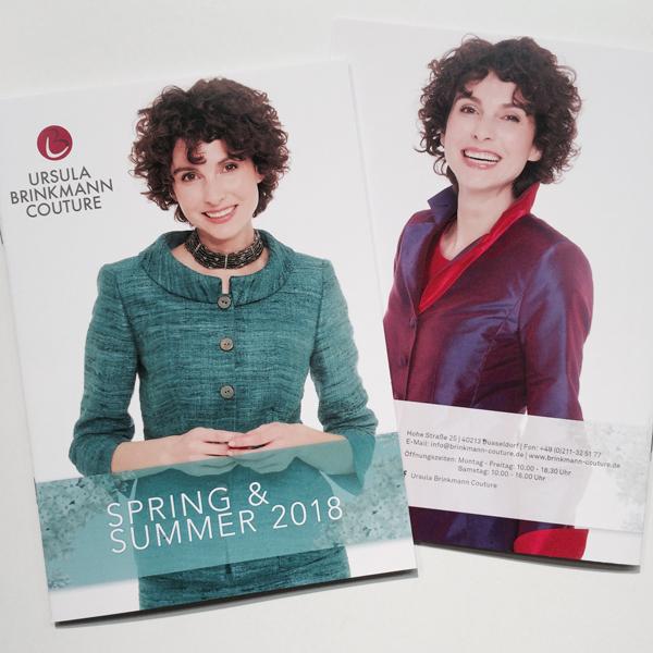 Die neuen Kataloge für Frühjahr/Sommer 2018 sind da!