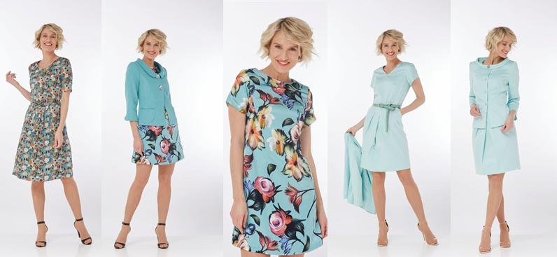 ALTA MODA - Ein neues Set für den Sommer aus italiensicher Haute Couture Seide für Sie!
